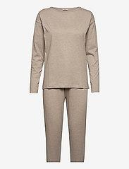 Esprit Bodywear Women - Pyjamas - pyjama''s - light taupe 2 - 0