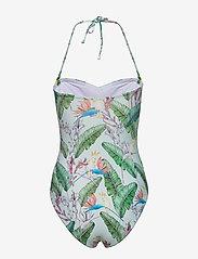 Esprit Bodywear Women - Swimsuits - badedragter - light aqua green - 2