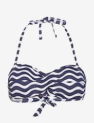 Esprit Bodywear Women - Beach Tops wireless - bikinitopper - navy 2 - 0