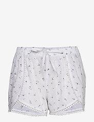 Esprit Bodywear Women - Nightpants - shorts - white - 0