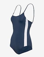 Esprit Bodywear Women - Swimsuits - badedrakter - dark blue - 3