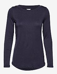 Esprit Bodywear Women - Night-T-Shirts - overdele - navy - 0