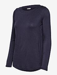 Esprit Bodywear Women - Night-T-Shirts - tops - navy - 2