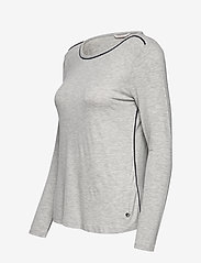 Esprit Bodywear Women - Night-T-Shirts - overdele - light grey - 2