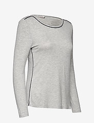 Esprit Bodywear Women - Night-T-Shirts - overdele - light grey - 3