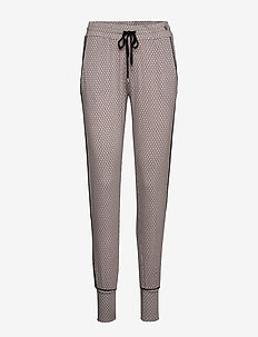 Nightpants - hosen - light taupe