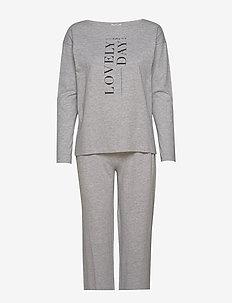 Pyjamas - pyjamas - medium grey
