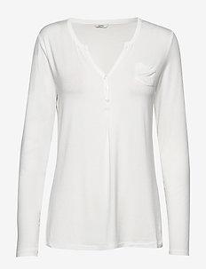 Night-T-Shirts - OFF WHITE