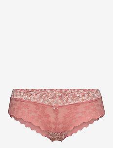 Bottoms - culottes et slips - coral