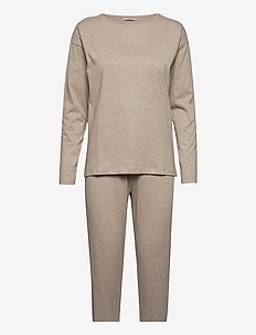 Pyjamas - pyjama''s - light taupe 2