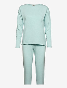 Pyjamas - pyjama''s - teal green 2