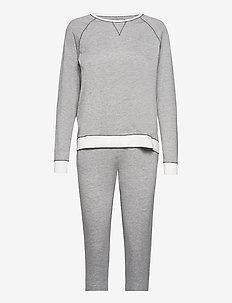 Pyjamas - pyjama''s - medium grey