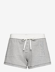 Nightpants - korte broeken - medium grey