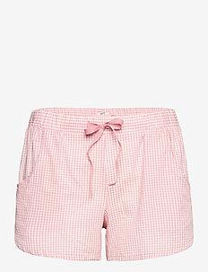 Nightpants - korte broeken - coral
