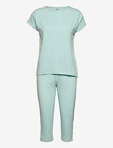 Pyjamas - pyjama''s - teal green 2