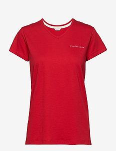 Night-T-Shirts - RED