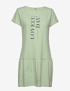 Nightshirts - LIGHT AQUA GREEN