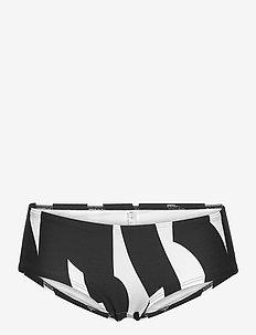 Beach Bottoms - bikinibroekjes - black