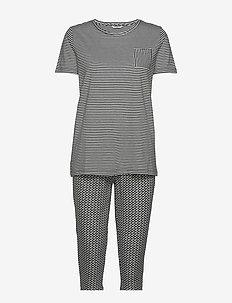 Pyjamas - navy 2