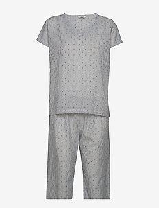 Pyjamas - pyjama's - blue lavender