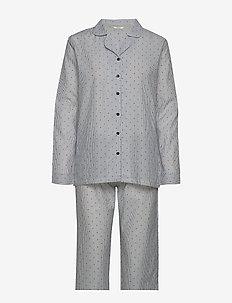 Pyjamas - pyjamas - blue lavender