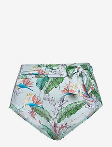 Beach Bottoms - bikiniunderdeler - light aqua green