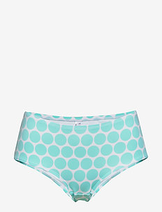 Beach Bottoms - bikiniunderdeler - light aqua green