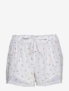 Nightpants - shorts - white