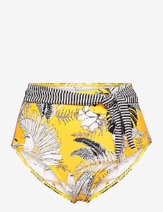 Beach Bottoms - bikini underdele - yellow