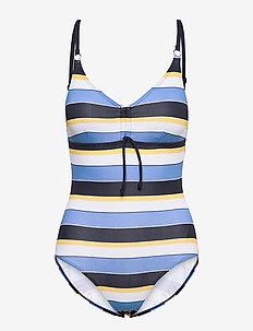 Swimsuits - badpakken - navy 2