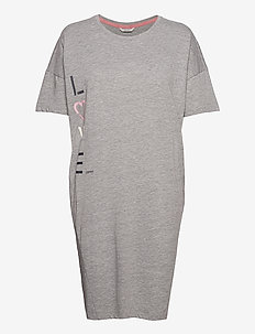 Nightshirts - nightdresses - light grey