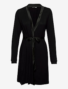 Various nightwear - nightdresses - black