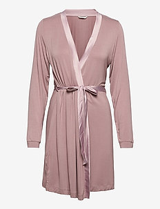 Various nightwear - nightdresses - old pink