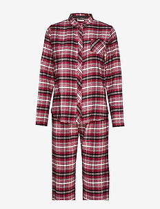 Pyjamas - DARK RED