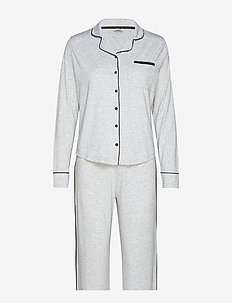 Pyjamas - pyjamas - medium grey