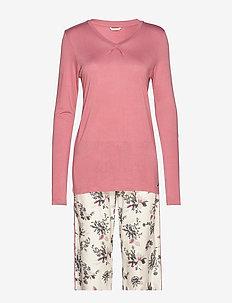 Pyjamas - pyjamas - pastel grey