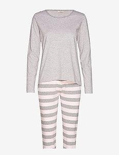 Pyjamas - piżamy - pastel pink