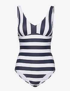 Swimsuits - badedragter - dark blue