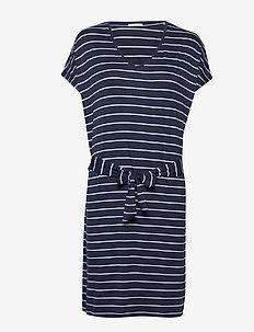 Various Beachwear - strandmode - navy 2