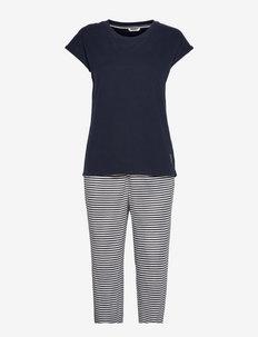 Pyjamas - pyjamas - navy 3