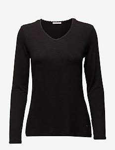 Night-T-Shirts - BLACK