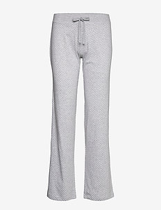 Nightpants - hosen - light grey