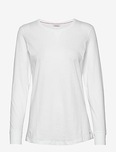 Night-T-Shirts - tops - white
