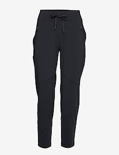 Pants knitted - ANTHRACITE