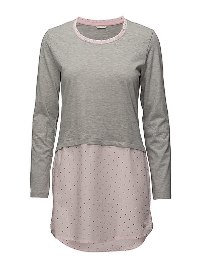 Nightshirts - MEDIUM GREY