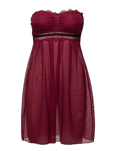 Various Bodywear - CHERRY RED