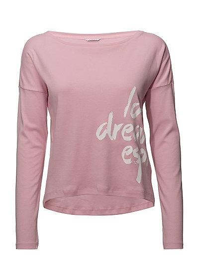 Night-T-Shirts - OLD PINK