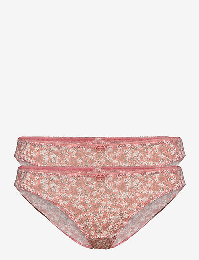 Bottoms - slips - coral