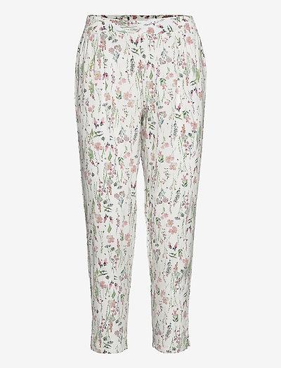 Nightpants - underdele - off white