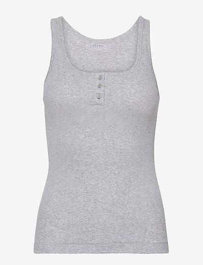 Tops - tops - medium grey